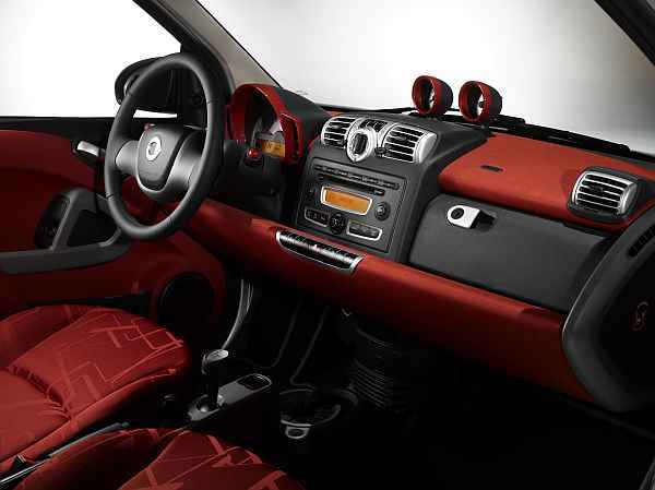 smart fortwo coupe passion testbericht auto. Black Bedroom Furniture Sets. Home Design Ideas