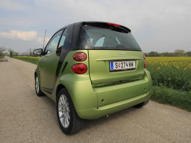 smart fortwo coup cdi testbericht auto. Black Bedroom Furniture Sets. Home Design Ideas