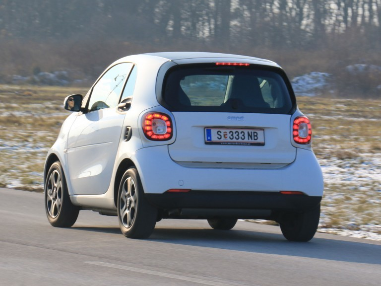 smart fortwo mit twinmatic