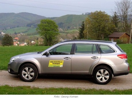Subaru Outback 2.0D - Testbericht ::: auto-motor.at