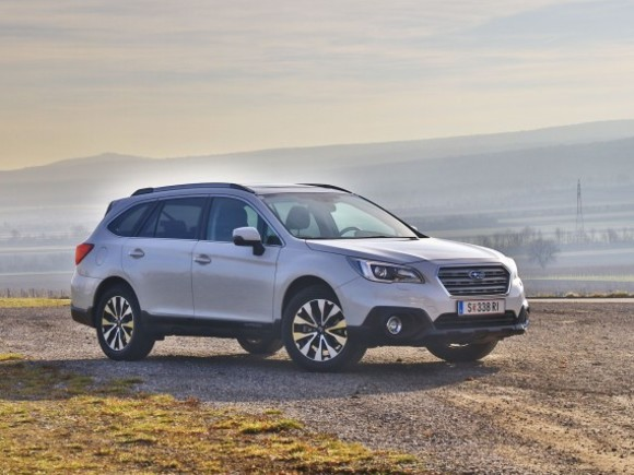 Subaru Outback Exclusive 2,5i Lineartronic - Testbericht