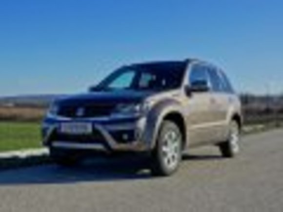 Suzuki Grand Vitara - 47 Fotos