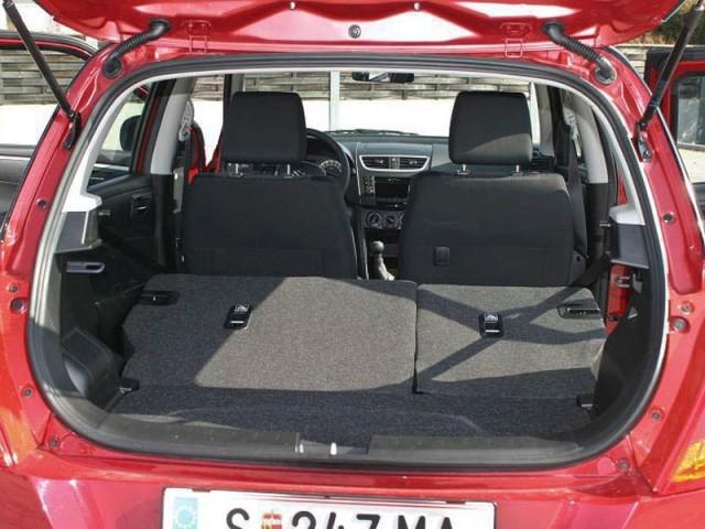 Suzuki Swift 4x4 Testbericht 039
