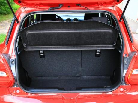 Suzuki Swift 90 PS Benziner - Testbericht ::: auto-motor.at :::