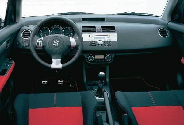 Maruti Suzuki Sx Zxi