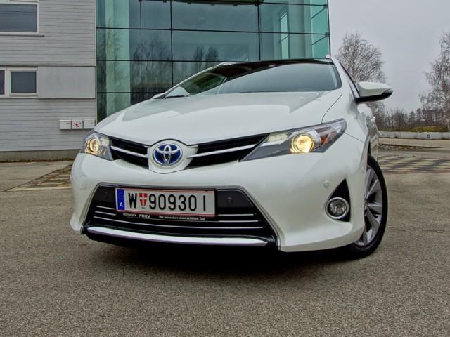 Toyota Auris Touring Sports Hybrid - Testbericht – Bild 39 von 47
