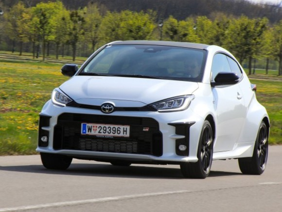 Toyota GR Yaris 4WD High Performance – Testbericht