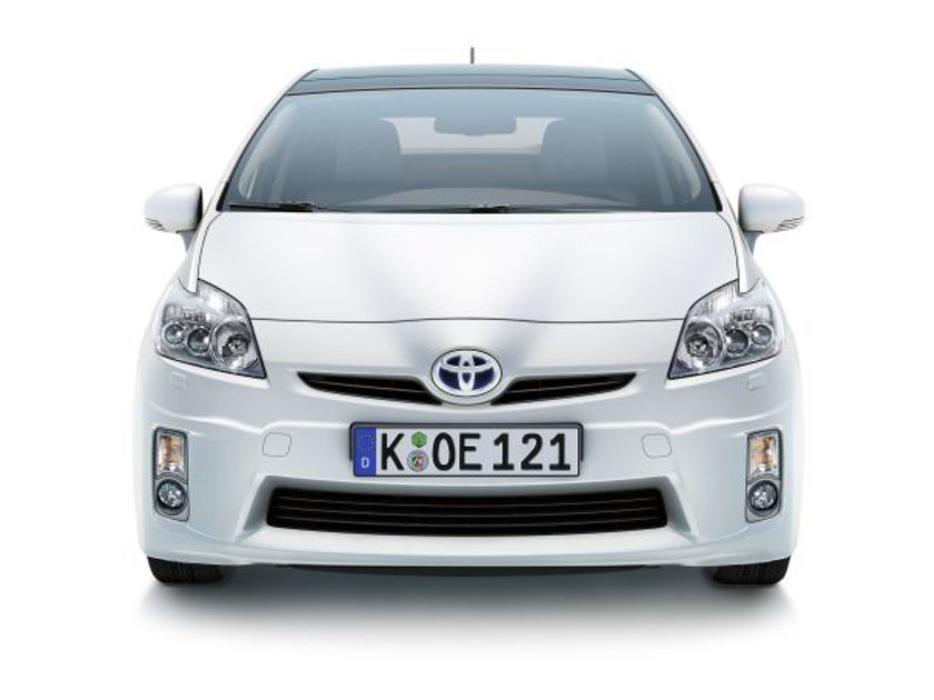 Toyota prius verbrauch