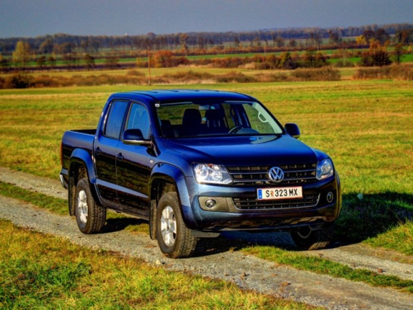 vw amarok tdi automatik testbericht auto. Black Bedroom Furniture Sets. Home Design Ideas
