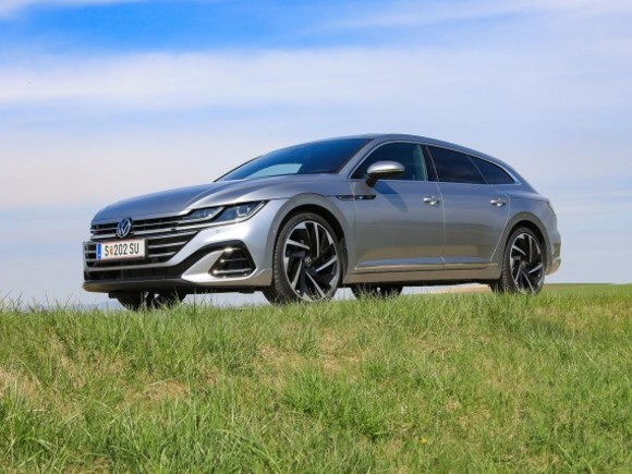 VW Arteon Shooting Brake R-Line TDI DSG 4Motion – Testbericht