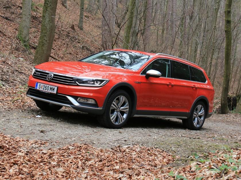 VW Passat Alltrack - Testbericht ::: auto-motor.at