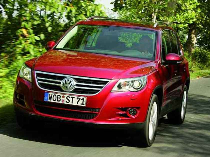 vw tiguan sport style 2 0 tdi testbericht auto. Black Bedroom Furniture Sets. Home Design Ideas