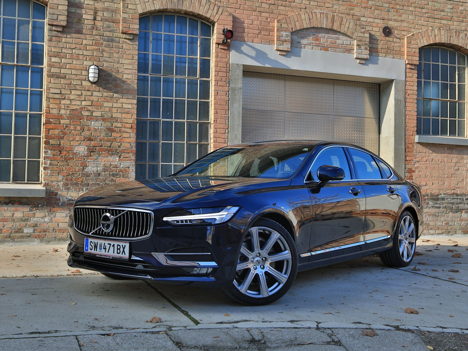 Volvo s90 t5 geartronic inscription testbericht 012
