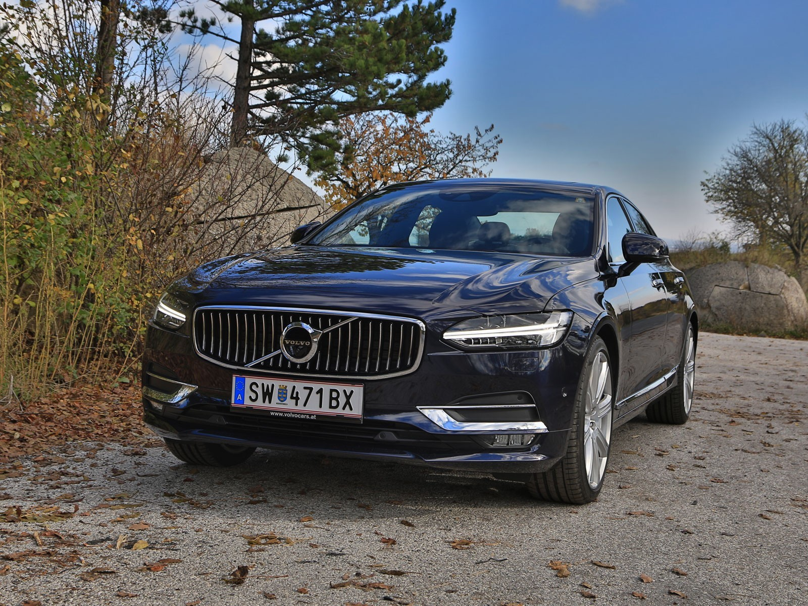 Volvo s90 t5 geartronic inscription testbericht 019