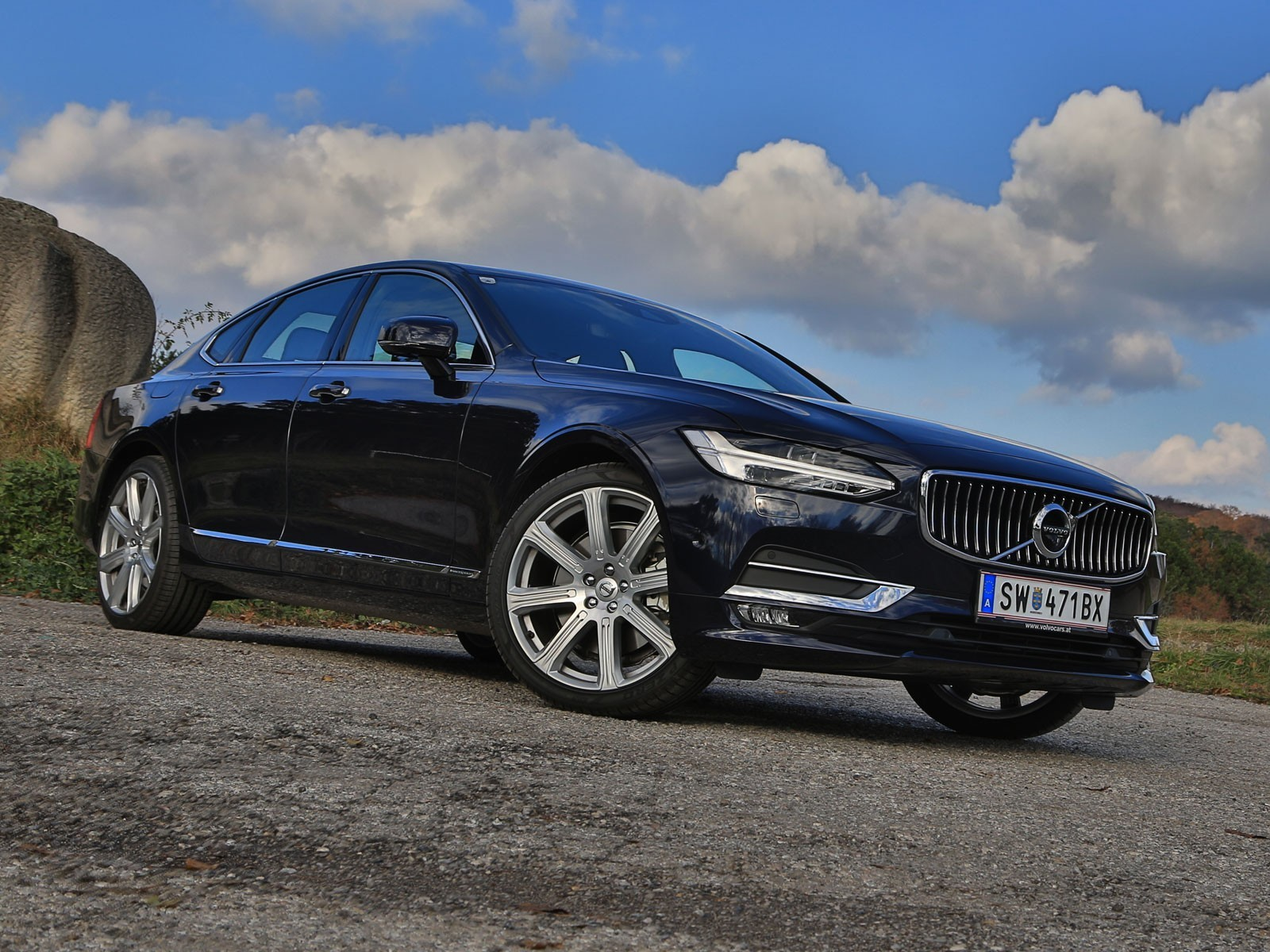 Volvo s90 t5 geartronic inscription testbericht 022