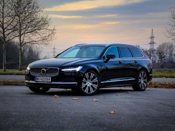Volvo V90 T6 AWD Recharge Inscription – Testbericht