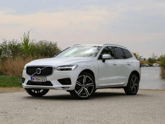 Volvo XC60 D4 AWD Geartronic R-Design – Testbericht
