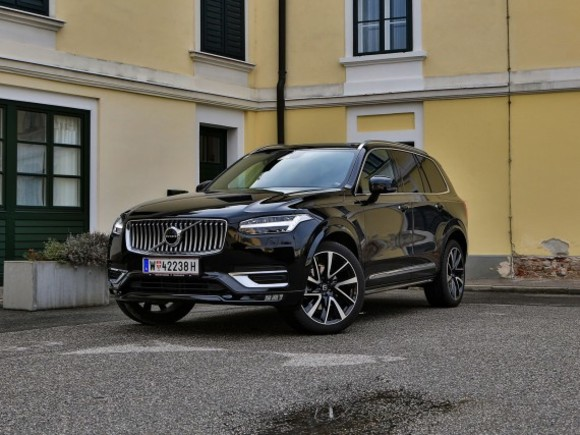 Volvo XC90 B5 AWD Inscription – Testbericht