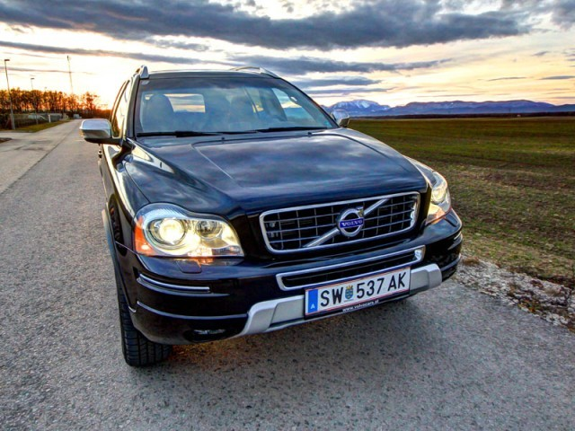 volvo xc 90 executive gebrauchtwagen volvo xc 90 html autos weblog. Black Bedroom Furniture Sets. Home Design Ideas