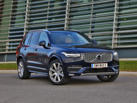 Volvo xc90 t6 awd geartronic inscription testbericht 001