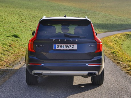 Volvo xc90 t6 awd geartronic inscription testbericht 009