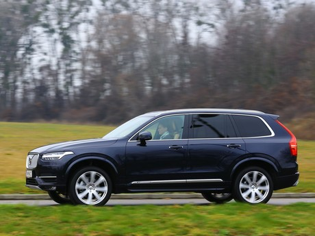 Volvo xc90 t6 awd geartronic inscription testbericht 010