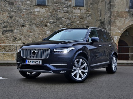 Volvo xc90 t6 awd geartronic inscription testbericht 012
