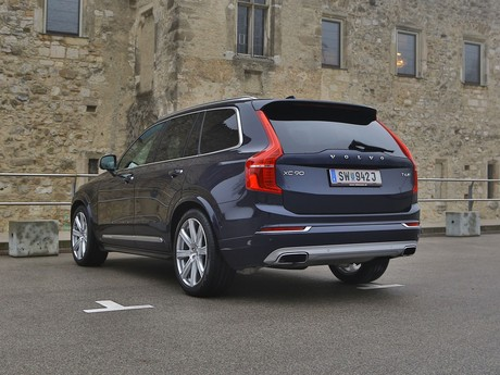 Volvo xc90 t6 awd geartronic inscription testbericht 013