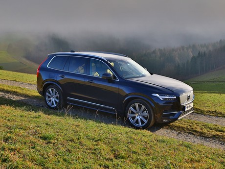 Volvo xc90 t6 awd geartronic inscription testbericht 014