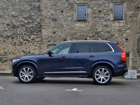 Volvo xc90 t6 awd geartronic inscription testbericht 017