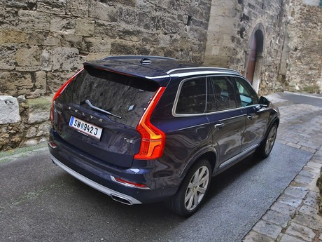 Volvo xc90 t6 awd geartronic inscription testbericht 018