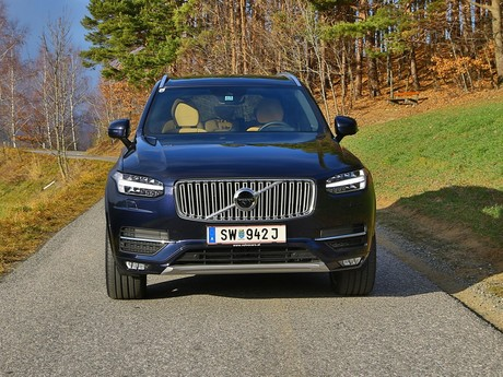 Volvo xc90 t6 awd geartronic inscription testbericht 023
