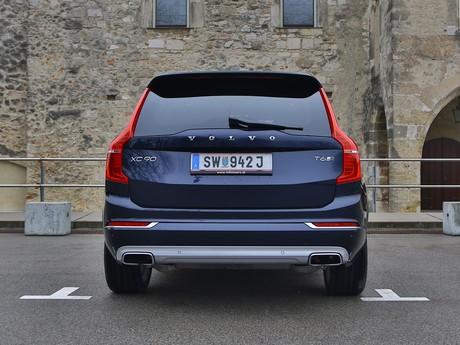 Volvo xc90 t6 awd geartronic inscription testbericht 024