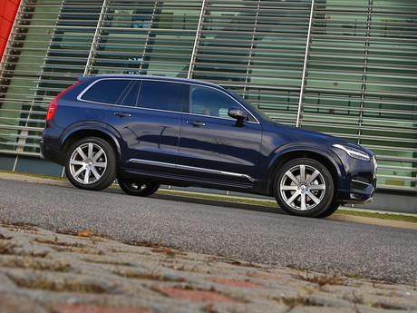 Volvo xc90 t6 awd geartronic inscription testbericht 025