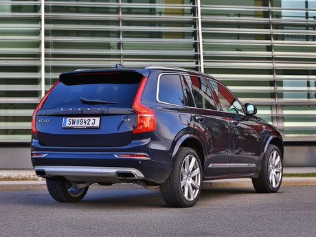 Volvo xc90 t6 awd geartronic inscription testbericht 027