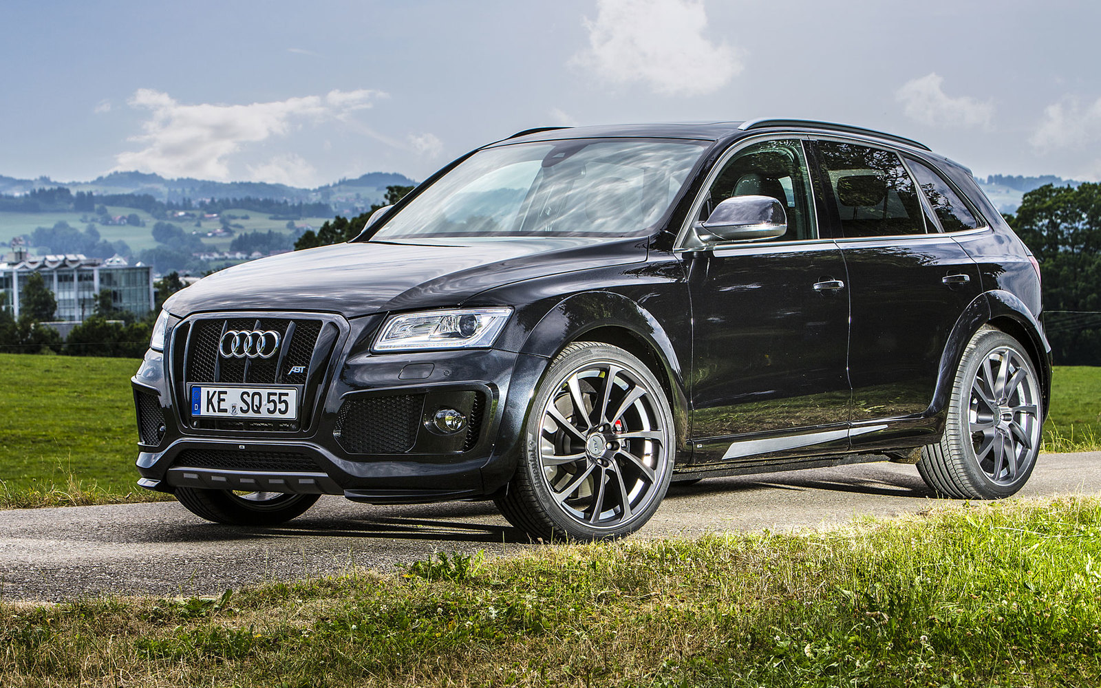 Audi SQ5 TDI Tuning by ABT