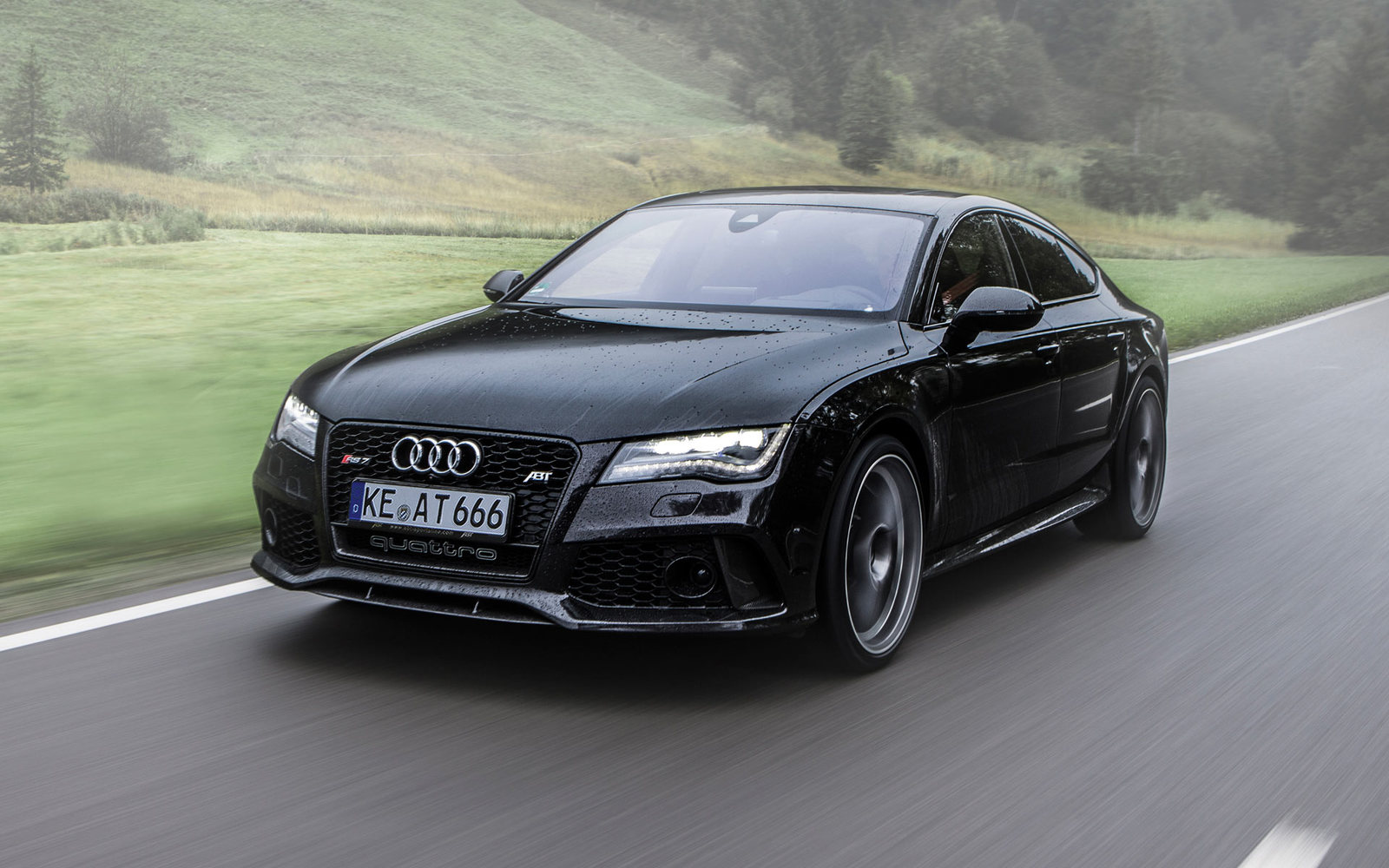 ABT RS7 mit 700 PS