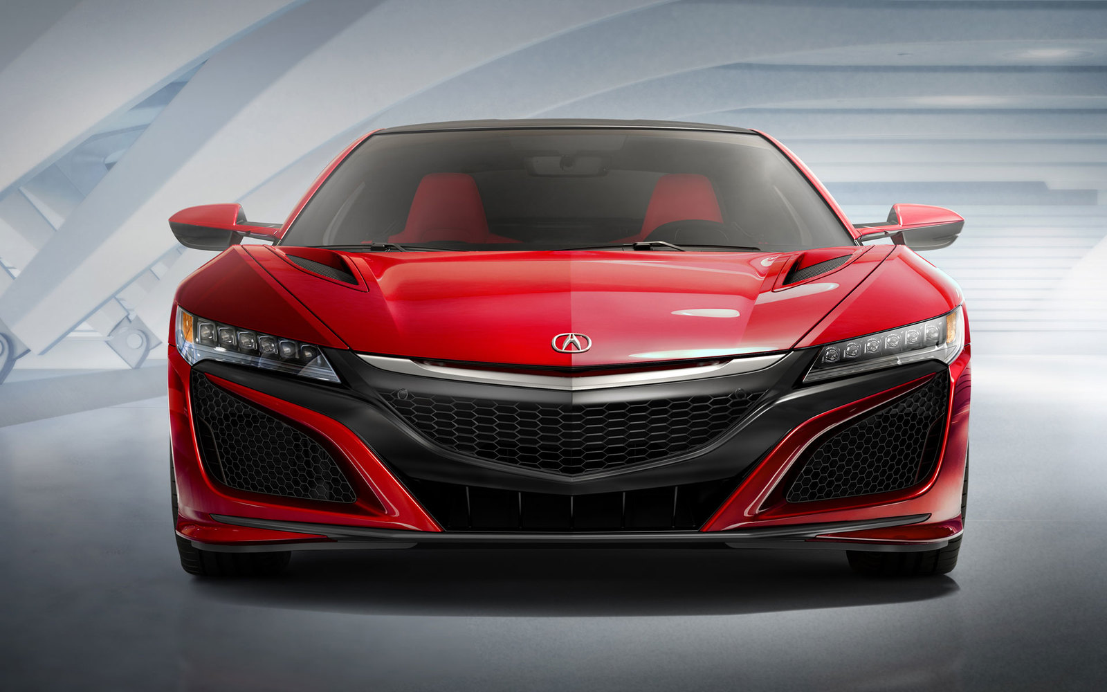 Acura NSX Serienversion