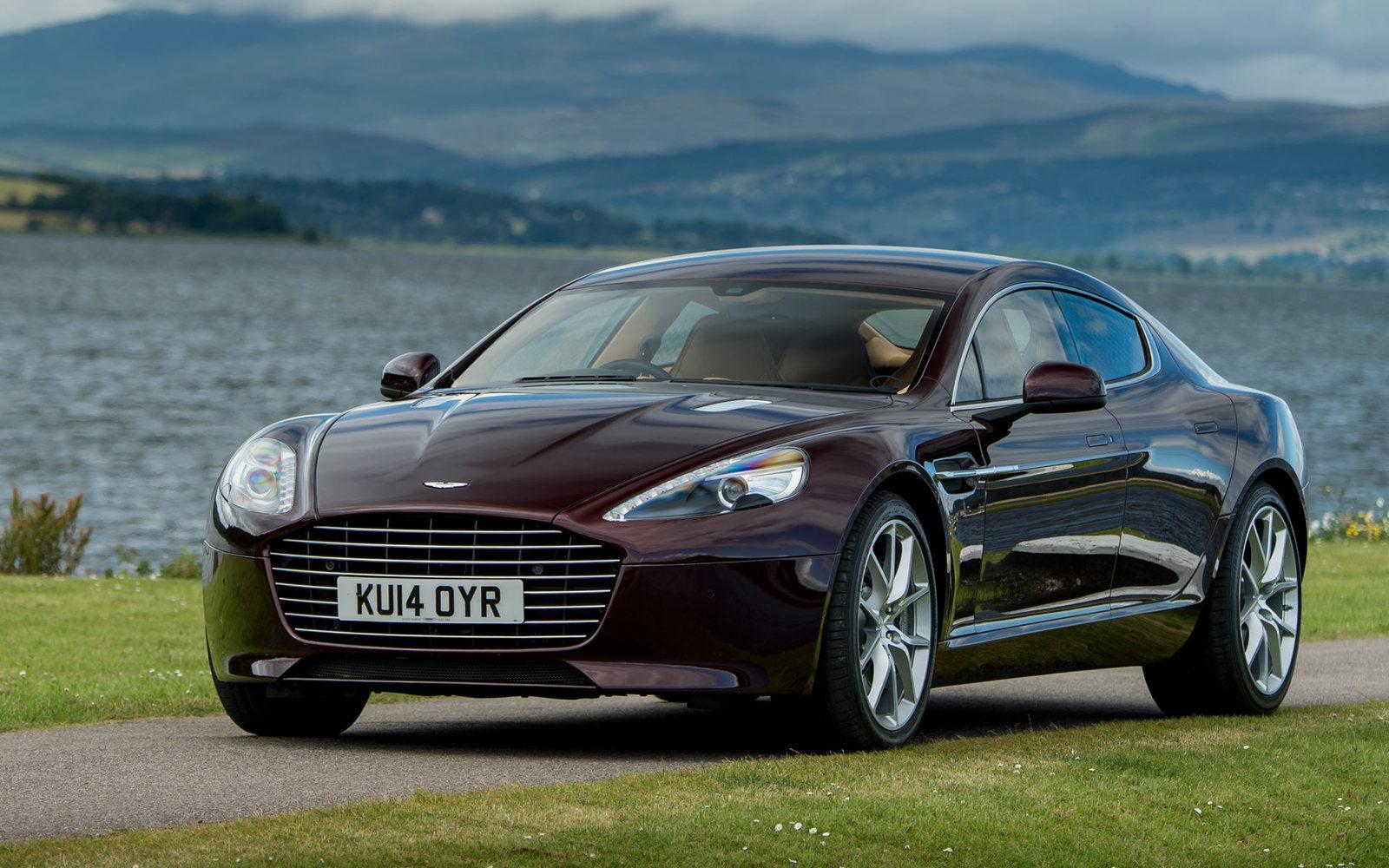 Aston Martin Rapide S Bildschirmhintergrund Zum Download Am 16 08 2014 Auto Motor At