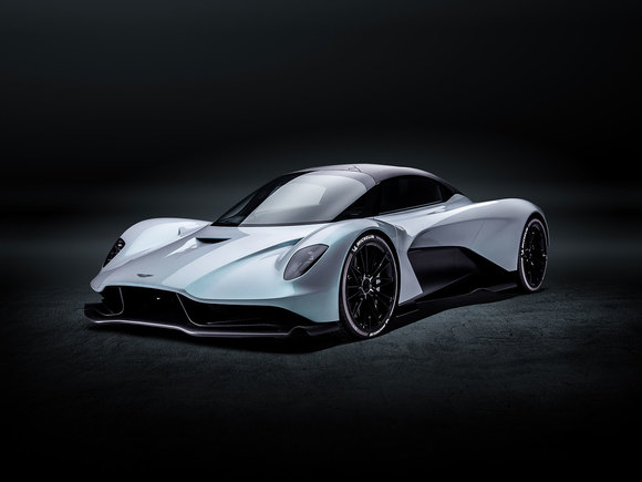 Aston Martin Valhalla Premiere Goodwood