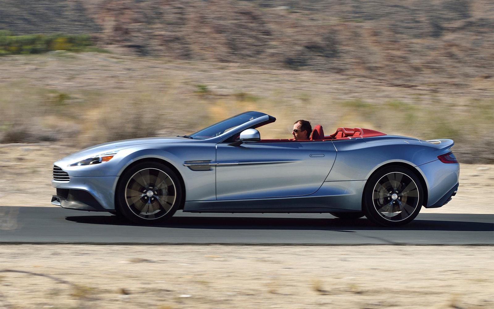 Aston Martin Vanquish Volante Skyfall Bildschirmhintergrund Zum Download Am 05 01 2014 Auto Motor At