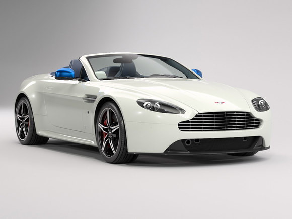 Aston Martin Vantage S Great Britain