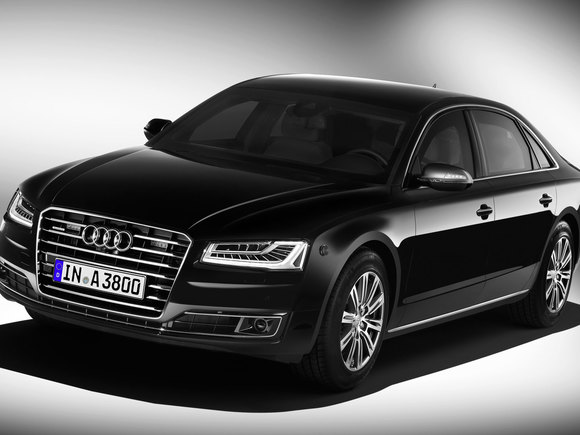 Audi A8 Security
