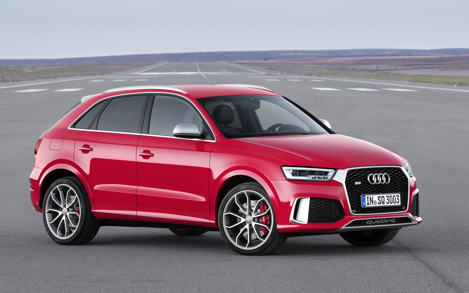 Audi RS Q3 Facelift