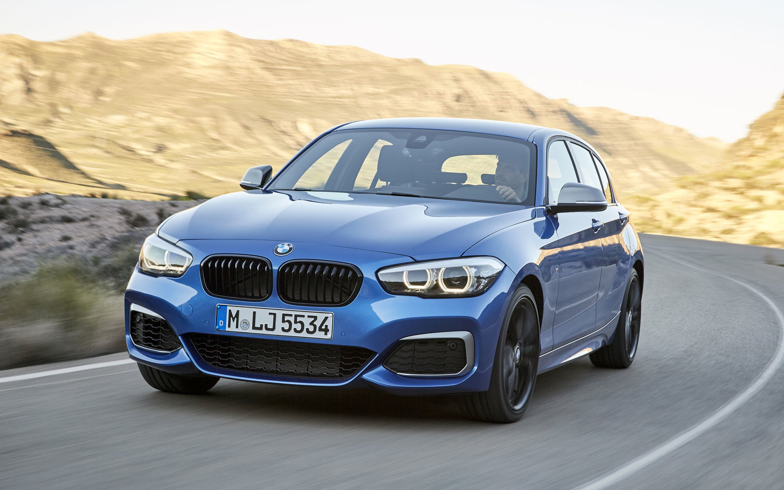 BMW 1er Facelift 2017