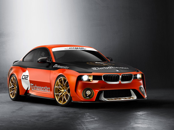 BMW 2002 Hommage Pebble Beach