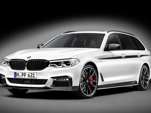 BMW 5er Touring M Performance