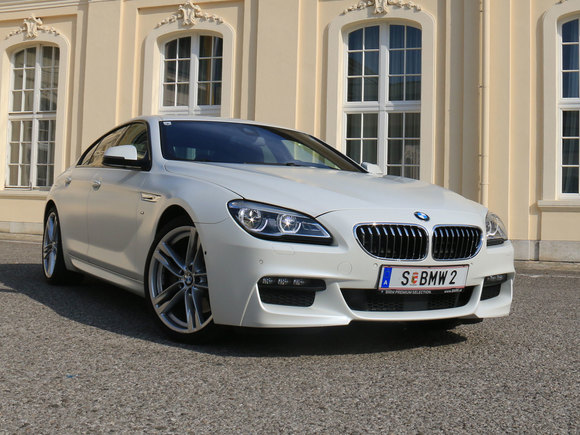 BMW 640d xDrive Gran Coupé