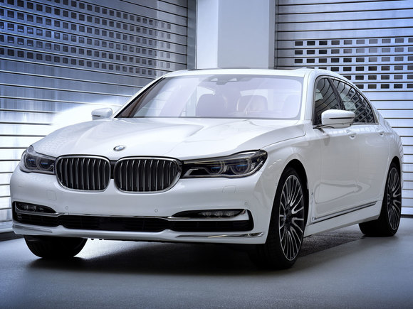 BMW 7er Individual Edition