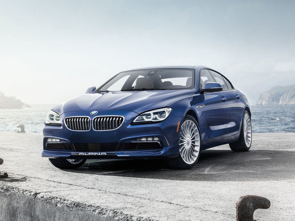 BMW Alpina B6 xDrive Gran Coupé